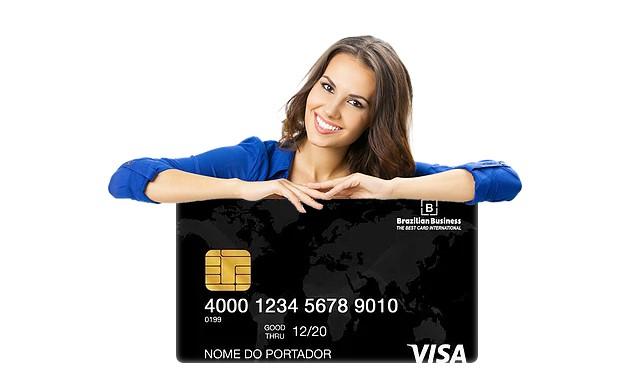 Cartão Visa sem consulta ao SPC e SERASA